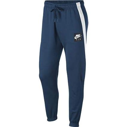 Nike Sportswear Pantalón, Hombre, Blue Force/White, L: Amazon.es ...