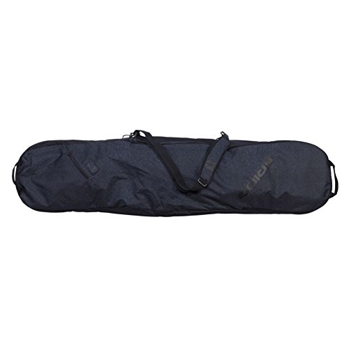 Ride Blackened Board Bag Black 172 by Ride