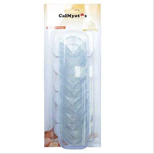 CalMyotis Protection des coins et des coins pour s/écurit/é enfant