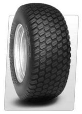 BKT 20X10.00-8 4 ply tubeless; 1190 lb load capacity lawn garden mower tire by BKT
