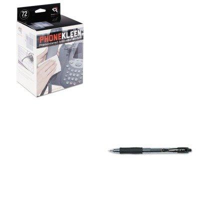 KITPIL31020REARR1303 - Value Kit - Read Right PhoneKleen Wet Wipes (REARR1303) and Pilot G2 Gel Ink Pen (PIL31020) (Wipes Wet Phonekleen)