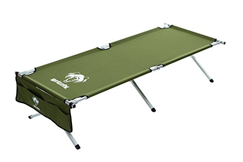 Blackpine Sports Camp Cot, X-Large, Green (Pine Cot)