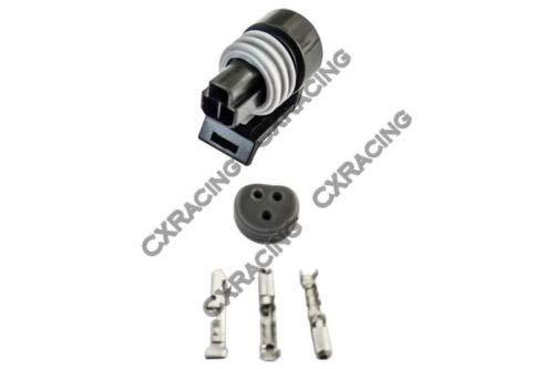Oil Fuel TPS Pressure Sensor Connector Plug Terminal for GM LS1 LSx ()