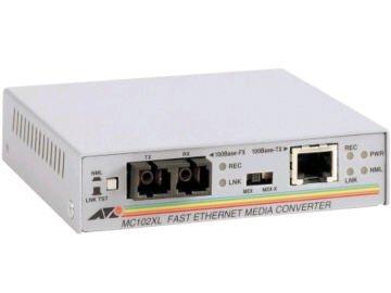 MEDIA CONVERTER - FAST ETHERNET - 100 MBPS - EXTERNAL