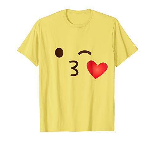 Halloween T-shirt Emoji Cute Funny Matching Group Costume