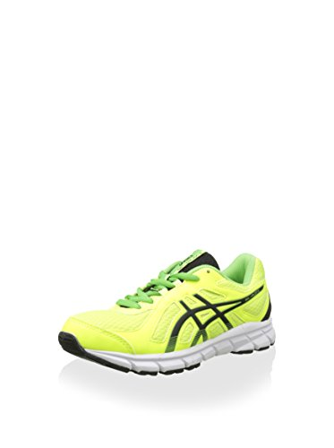 Asics Zapatillas de Running Gel-Xalion 2 GS Amarillo/Negro/Verde EU 39 Amarillo / Negro / Verde