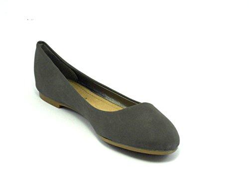 Sfiziosa Women's Ballet Flats grey grey 4