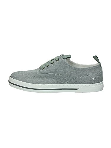 Scarpe Sneakers Uomo Trussardi Mod. 77S055 Col. Grigio.