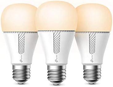 Kasa Smart WiFi Light Bulbs 3-pack