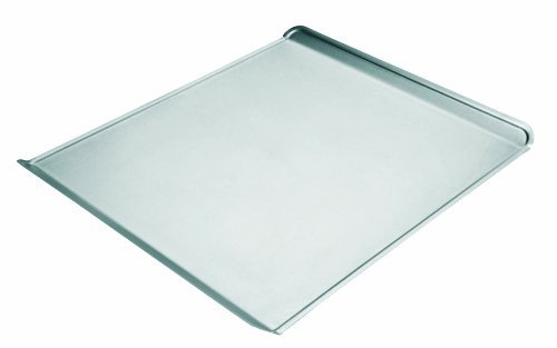 Chicago Metallic Commercial II Traditional Uncoated Large Cookie Sheet, 15-3/4 by 13-3/4-Inch by CHICAGO METALLIC