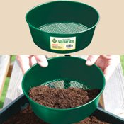 GREEN HANDY SIZE GARDEN SIEVE 3MM Amazoncouk Garden Outdoors