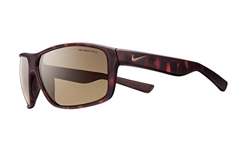 Nike EV0792-202 Premier 8.0 Sunglasses (One Size), Matte Tortoise, Brown - Nike Sunglasses Vision