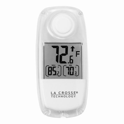 La Crosse Technology 306-318 Window Thermometer