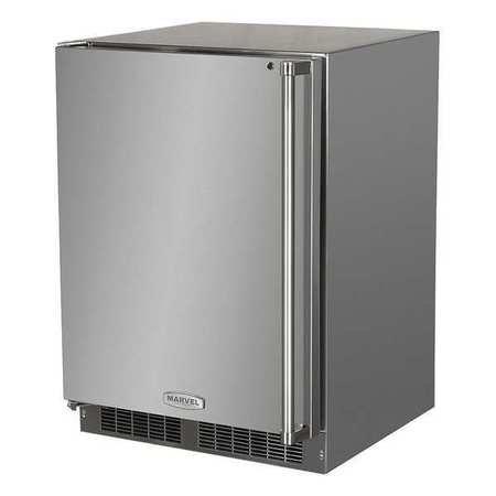 (Under Counter Refrigerator, 4.6 cu. ft, SS, Right)
