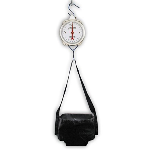 Detecto Mechanical Hanging Baby Scale Single Dial - Detecto HS25KGP by Detecto (Image #1)
