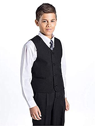 Boys Formal Slim Fit Occasion Suit Dresswear Prom Suit Set
