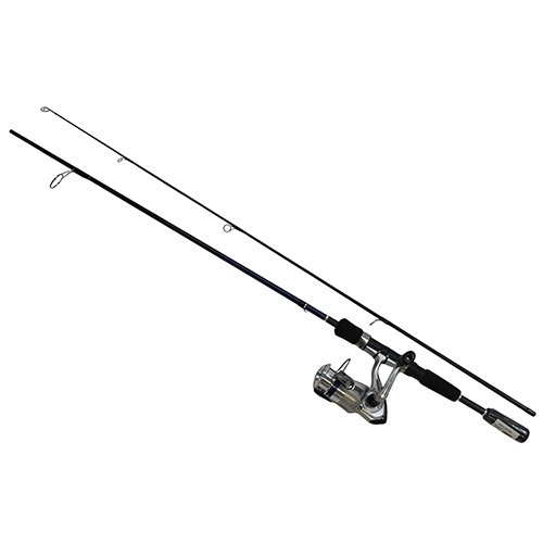 Daiwa DSK15-2B/F562L D-Shock Freshwater Spinning Combo,, used for sale  Delivered anywhere in USA