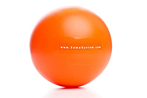 Soma System Inflatable Massage Therapy Ball for Deep Tissue Massage and Self-Myofascial Release (Some Balls)