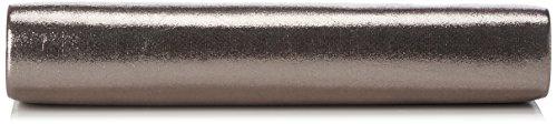 Antrazit Clutch Metallic 92 Grau Paco Mena Women's Grey Alnus xTYwYzfqZ