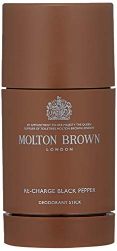 Molton Brown Re-charge Black Pepper Deodorant Stick, 2.6 oz.