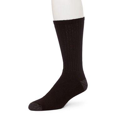 Comfort Power? Men's 10 Pair White Crew Socks - Burlington Shopping