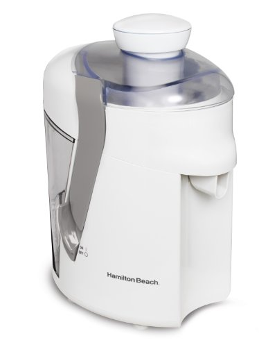 Hamilton Beach Juicer ~ Hamilton beach health smart juice extractor white
