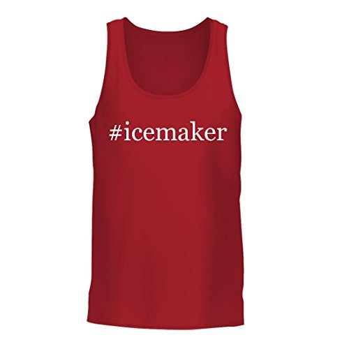 Price comparison product image icemaker - A Nice Hashtag Men's Tank Top,  Red,  Large
