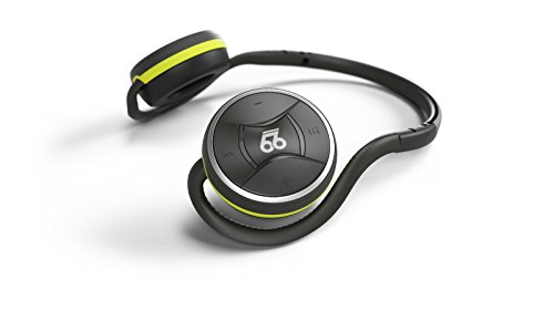 66 AUDIO - BTS Pro - Wireless Bluetooth 4.2 Headphones feat. the MotionControl app for iOS & Android, 40+ Hour Continuous Music, HD Stereo Sound, 100+ Feet Wireless Range by 66 Audio (Image #3)