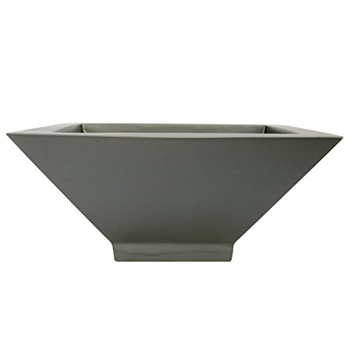 Buy fiberglass bowl planter