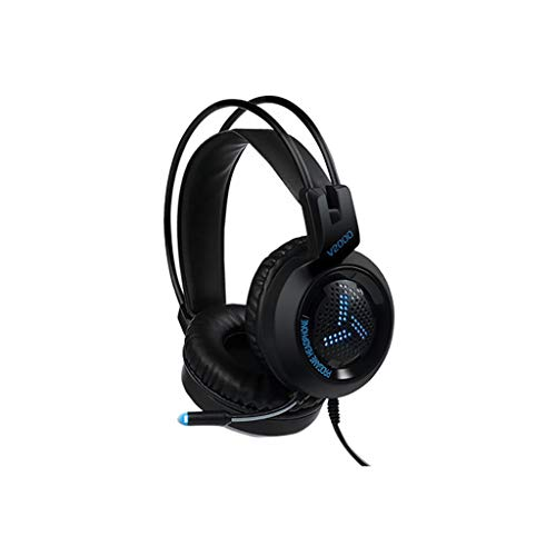 - ZTY66 V2000 Gaming Headset 7.1 Channel Headset Headphones with Microphone Stereo for PC Computer