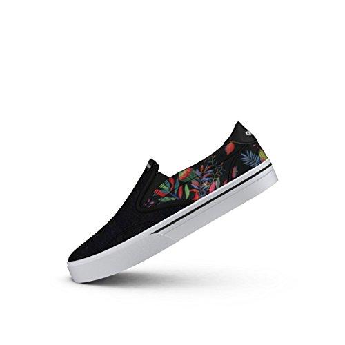 adidas Gvp So W, Sneaker Basses Femme, Noir (Negbas/Ftwbla/Negbas), 42 EU