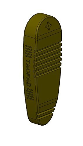 Missouri Tactical Products LLC TACPAD - Tactical Butt-Stock Pad for 6-Position Adjustable Stocks (FDE)