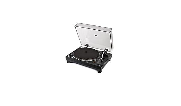 FONESTAR - Tocadiscos profesional Fonestar SF-2600B: Amazon.es ...