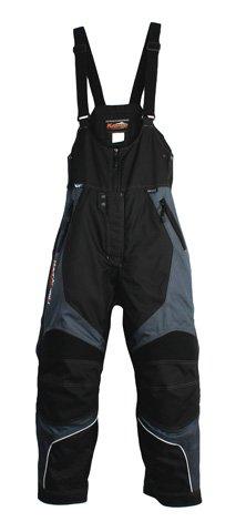 Katahdin Gear X2-X Bib Women'S -Black & Grey Large 7412084