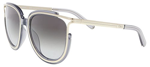 Chloe Women's Jayme Dark Grey - Sunglasses Chloe