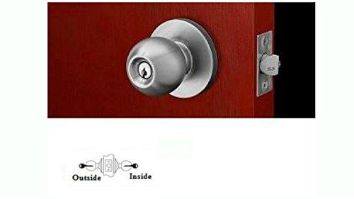 d404184495c5 Knob Lock CB03 Communicating : Keyed Alike Cylinders On Both Sides ...