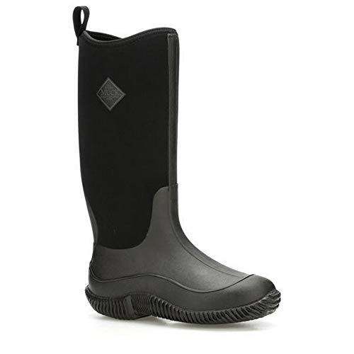 Muck Boot Women's Hale Black Neoprene Boots 11 (Size 11 Boots For Women)