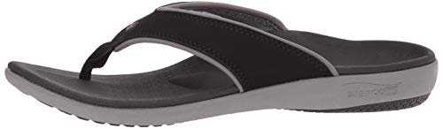 Spenco Women's Yumi Plus Sandal, Onyx 6 Wide US by Spenco (Image #5)