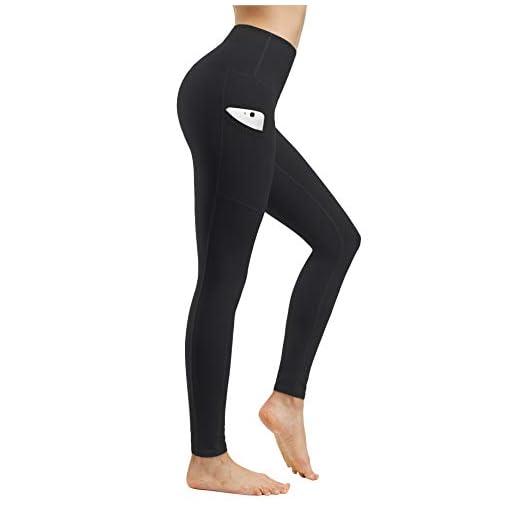 Pocket Yoga Pants Tummy Control Workout Running 4 Way Stretch Yoga Leggings Fengbay 2 Pack High Waist Yoga Pants