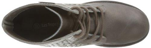Les Tropéziennes par M. Belarbi Chicago - Botas de cuero mujer marrón - Marron (Bronze)