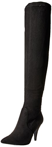 Carlos Di Carlos Santana Womens Melody Over The Knee Boot Nero