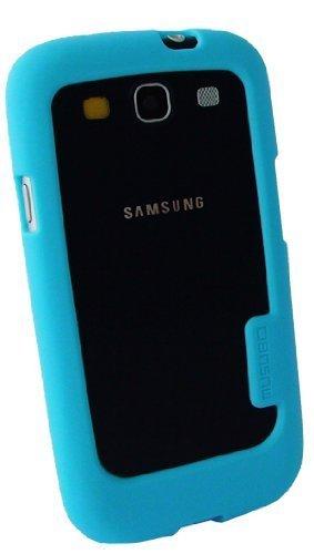 avci Base 4260310644530Bumper Etui pour Samsung Galaxy S3i9300Babyblau