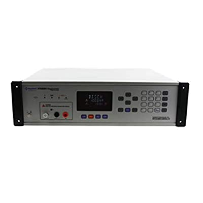 AT6830 Digital Insulation Resistance Meter Tester Measures Range 10Kohm-1Tohm Display Max 9999