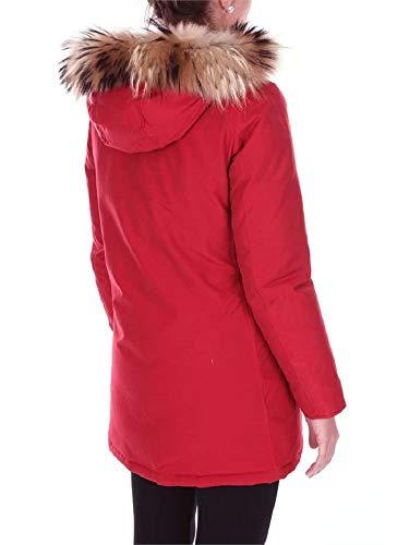 Rosso In Parka Arctic Misto Cotone vUxRqw
