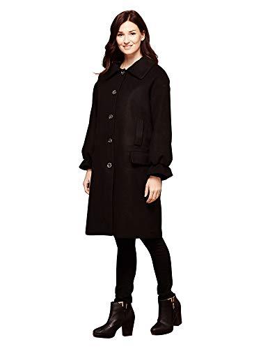 Noir Manteau Femme Manteau Noir Yumi Femme Yumi Yumi 576Y7xX
