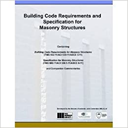 ACI 530-11 Building Code Requirements and Specification for ...