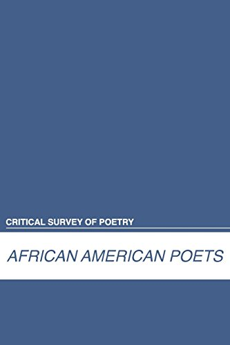 Search : African American Poets (Critical Survey of Poetry (Salem)) (Critical Survey of Poetry, Fourth Edition)