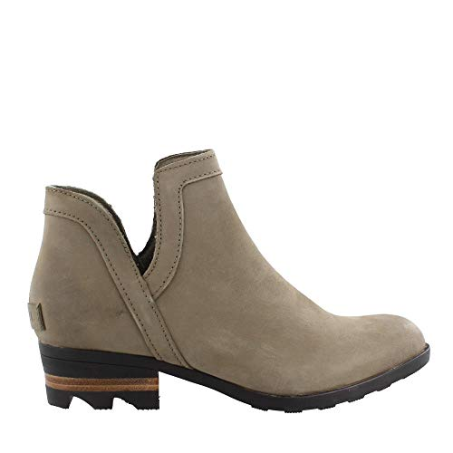 Sorel Women's, Lolla Cut Out Ankle Bootie SAGE 7.5 M from SOREL