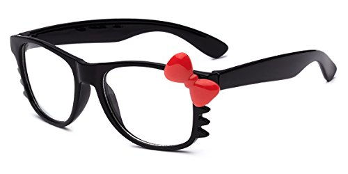 Hello Kitty Kids Baby Toddler Clear Lens Sunglasses Age up to 4 years - - Frames Online Glasses