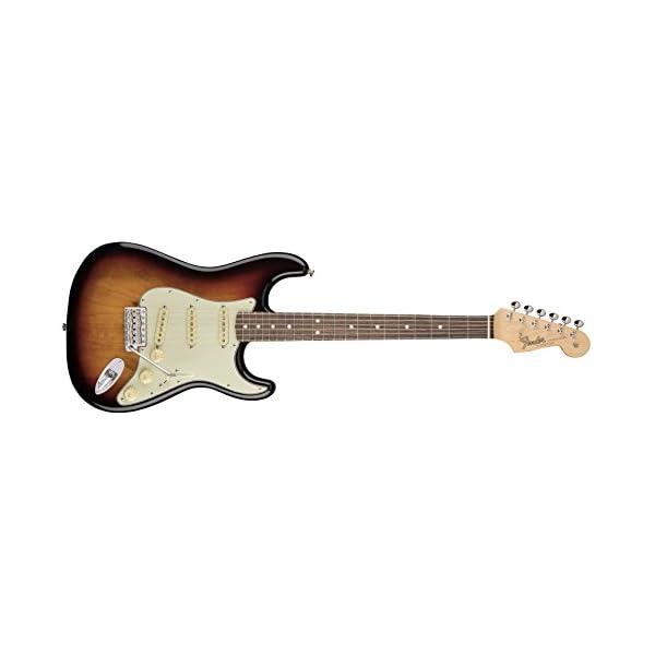 American Original '60s Stratocaster RW 3-Color Sunburst